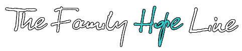 The Family Hope Line Retina Logo